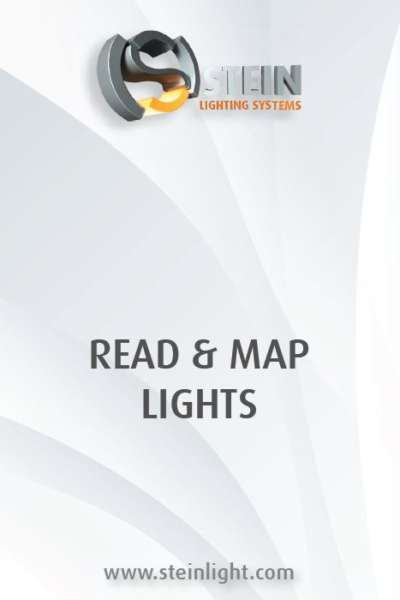 READ & MAP LIGHTS KATALOG